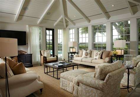 indian river retreat traditional family room ta