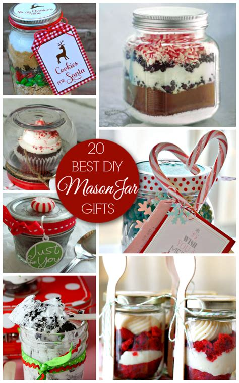 20 best mason jar gifts christmas gift ideas a