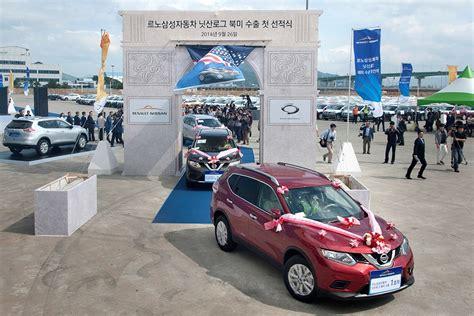 renault america renault motors exports nissan rogue to north