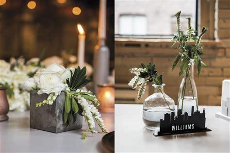 industrial wedding table decorations wedding theme ideas industrial chic