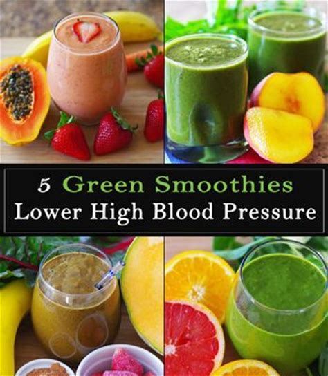 Green Smoothie Detox Side Effects by 25 Best Blood Pressure Remedies Ideas On
