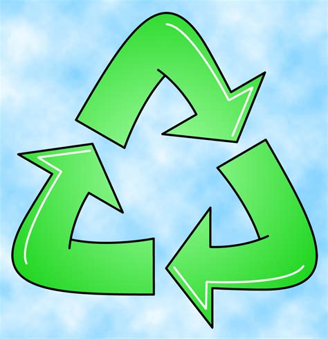 free printable clip art recycling free recycle clip art pictures clipartix