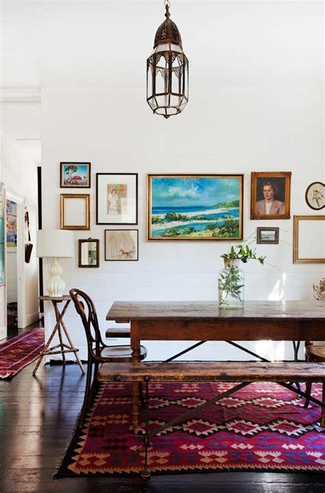 home interiors blog 39 original boho chic dining room designs digsdigs