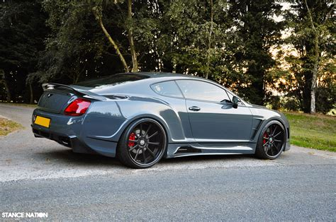 bentley tuning bentley gt coupe tuning