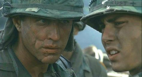 Johny Barnes Johnny Depp Platoon Screencaps