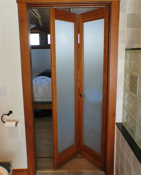 amazing and stylish bathroom doors for small spaces
