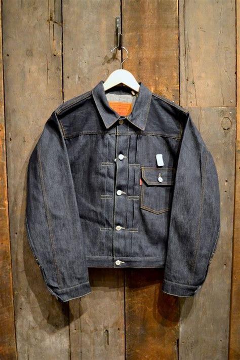Jaket Levis Jaket lvc type 1 jacket jaket jacket denim