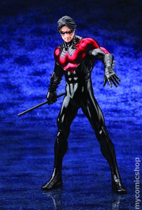 Dc Comics Nightwing 23 August 2017 dc comics the new 52 nightwing statue 2014 artfx comic books