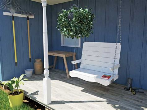 plans for a porch swing glider porch swing plans free furnitureplans