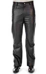 pantalon cuir coupe 501 la canadienne la
