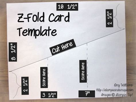 Z Fold Card Template by 17 Best Ideas About Greeting Card Template On