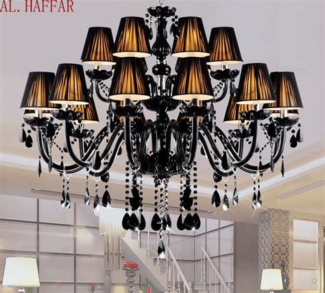 Stores That Sell Chandeliers Aliexpress Buy Modern Chandelier Brief Black Candle Chandelier Ls Dining Room