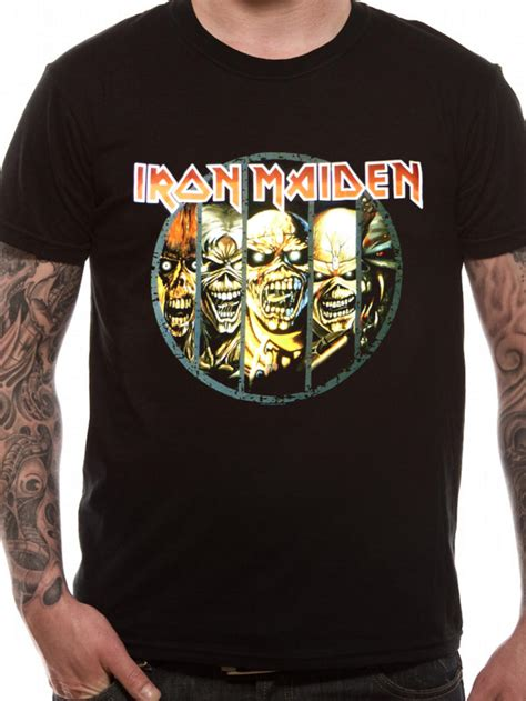 T Shirts Iron Maiden 106 iron maiden eddie evolution t shirt buy iron maiden