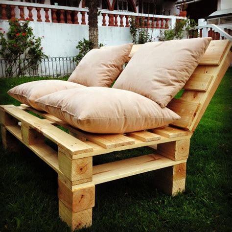 comment fabriquer un fauteuil en palette pour personnaliser espace