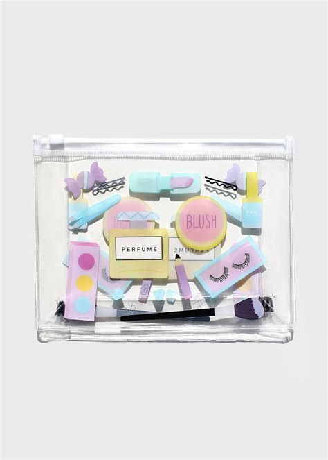Makeup Kit Shop aoa clear makeup pouch kit shop miss a