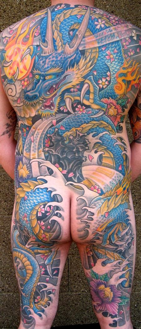 tattoo back piece japanese tattoos by don mcdonald exle tattoos page 1
