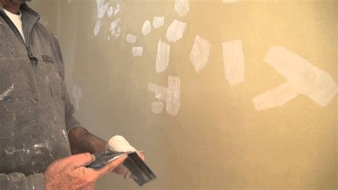 temporary peel off wall paint preparing walls for painting how to fix patch or fill holes and dents in drywall or solid