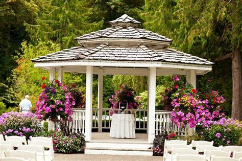 wedding gazebo outdoor gazebo wedding garden wedding lakeside gardens
