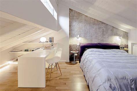 Kleine Dachgeschosswohnung Einrichten by 1001 Ideen F 252 R Einrichtung Einer Mansarde