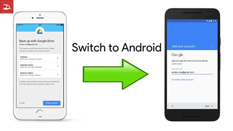switching from android to iphone switch to android ย ายจาก iphone มาใช android ได ง ายๆใน 3 ข นตอน droidsans