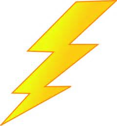 Lighting Clipart Lightning Bolt Clip At Clker Vector Clip