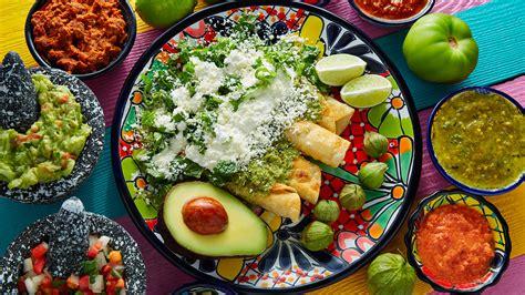 mxico gastronoma comida t 237 pica de m 233 xico la enchilada