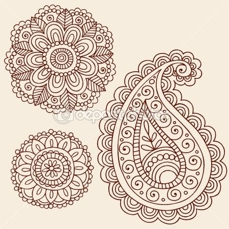 doodle significado 17 best ideas about henna flowers on henna