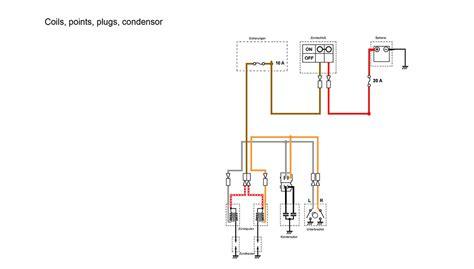 yamaha xj wiring diagram