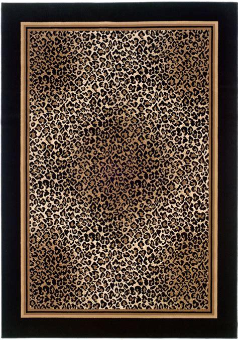 everest leopard polypropylene rugs from couristan