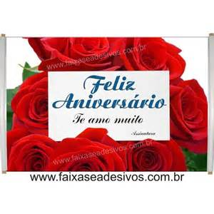 551 faixa anivers 225 rio rosas vermelhas 1 20 0 70m fac signs impress 227 digital