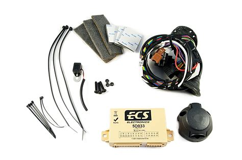 nissan genuine 7 pin electrical kit wiring for tow bar