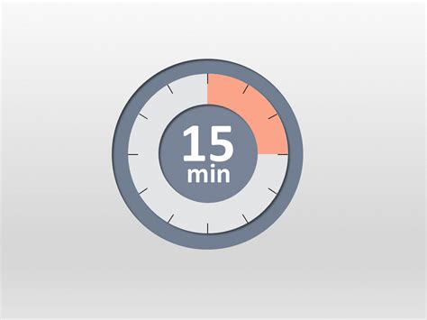 Powerpoint Timer Animation Template Clock Elearningart Timer For Powerpoint Free