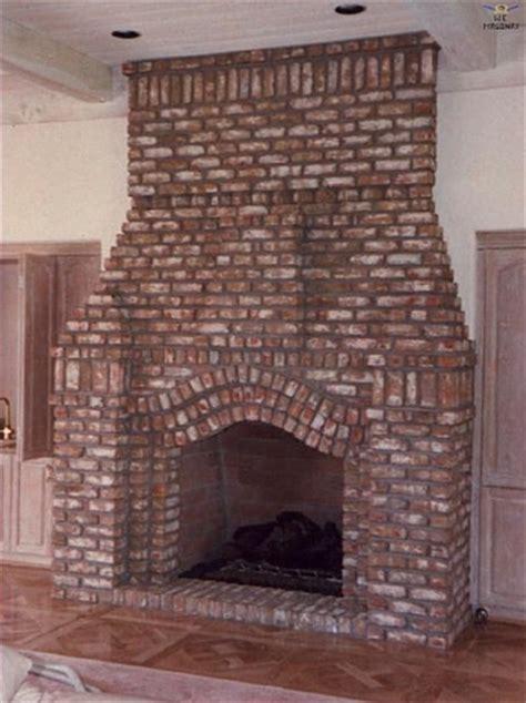 brick laminate picture brick fireplace designs