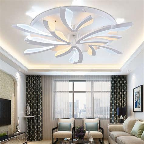 modern light fixtures for living room led light fixtures in modern home interior awesome led