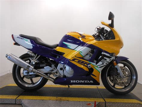 honda cbr 600 dealer title 124581 used honda motorcycles dealers 1996 honda