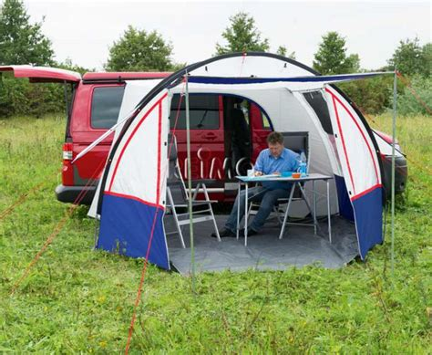 Camper Awnings Replacement Bus Annex Tent Easy 2 With Mountable Floor 93654