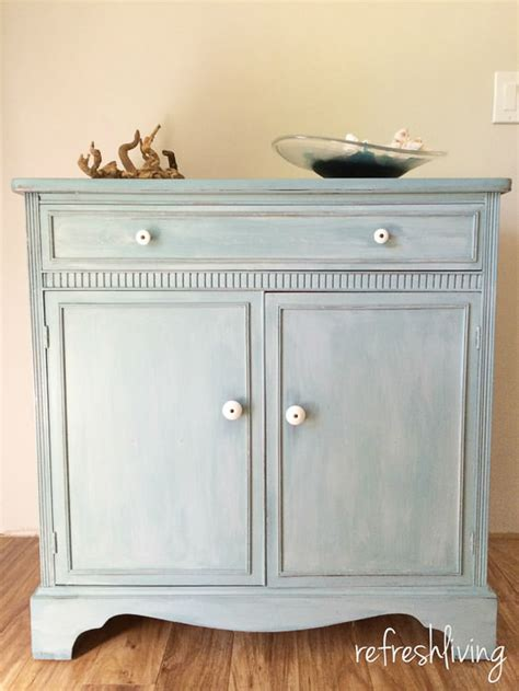 Cabinet Refresh by Cabinet Refresh With Milk Paint Refresh Living