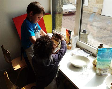 atelier cuisine parent enfant ateliers de cuisine bio parents enfants un monde plus doux