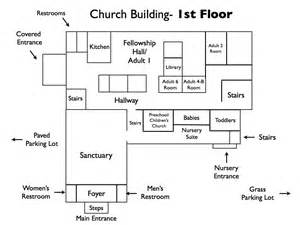 Small Church Floor Plans Small Church Floor Plan Designs
