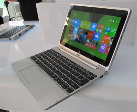 Acer Switch 10 on with the acer aspire switch 10 multi mode tablet