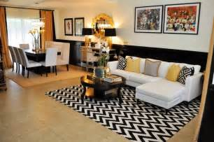 Black White And Gold Living Room Ideas Black And White And Gold Living Room Decor Home Combo