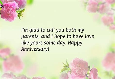 Wedding Anniversary Quotes For Parents 25th by 25th Anniversary Quotes For Parents Anniversary Wishes