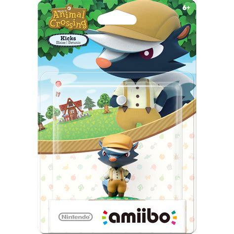 Nintendo Amiibo Figures Kapp N Animal Crossing Series nintendo kicks amiibo figure animal crossing series nvlcajam