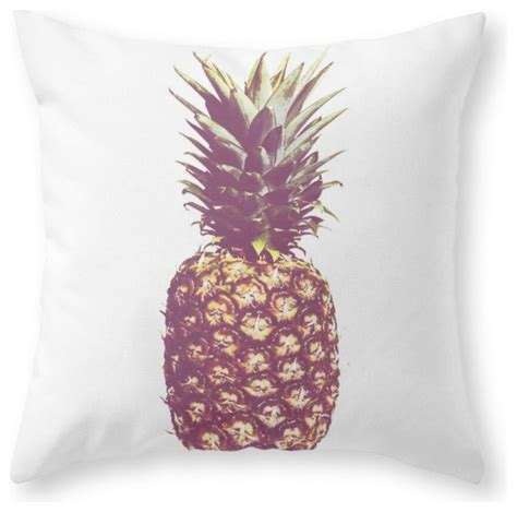 Pineapple Pillows by Pineapple Throw Pillow Tropical Decorative Pillows
