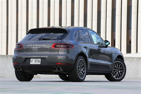 porsche macan 2015 2015 porsche macan review price photos gayot