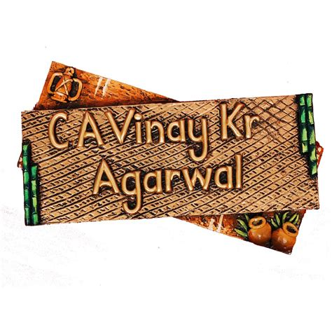 decorative name plates for home decorative name plates c a agarwal decorative name plate buy c a agarwal