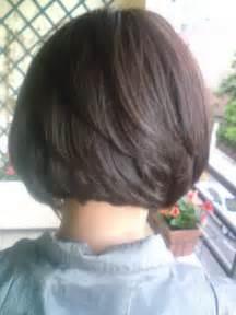 coupe de cheveux carr 233 court plongeant