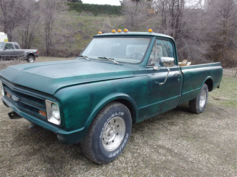 1967 chevy 3 4 ton 20 series truck for sale