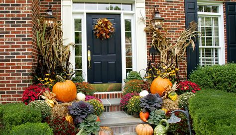 3 quick fall decorating tips total mortgage blog 4 reasons to replace your entry door this holiday season