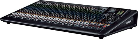 Mixer Yamaha Digital 32 Channel yamaha mgp32x mixing console musical instruments